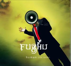 Fughu - Human (the Tales) CD (album) cover
