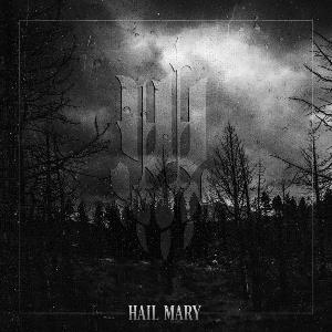 Iwrestledabearonce - Hail Mary CD (album) cover