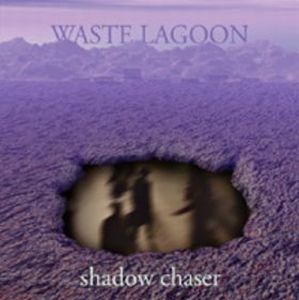 Waste Lagoon - Shadow Chaser CD (album) cover