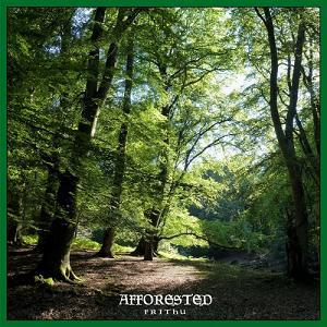 Afforested - Frithu CD (album) cover