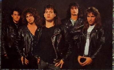 NOCTURNUS image groupe band picture