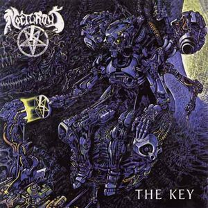 Nocturnus - The Key CD (album) cover