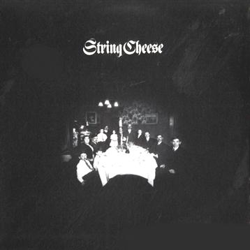 String Cheese - String Cheese CD (album) cover
