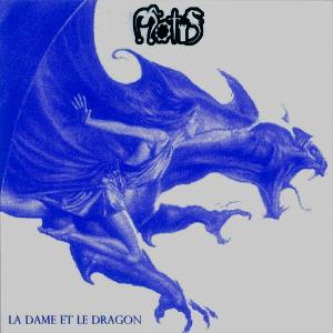 MOTIS - La Dame Et Le Dragon CD album cover