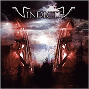 Vindictiv - Vindictiv CD (album) cover