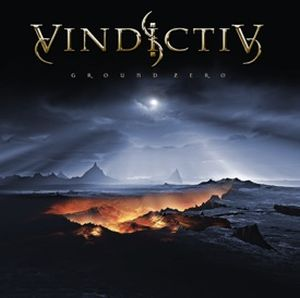 Vindictiv - Ground Zero CD (album) cover