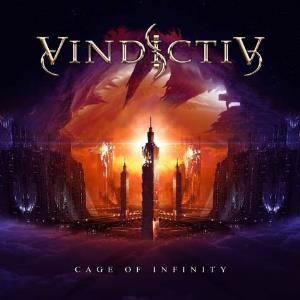 Vindictiv - Cage Of Infinity CD (album) cover