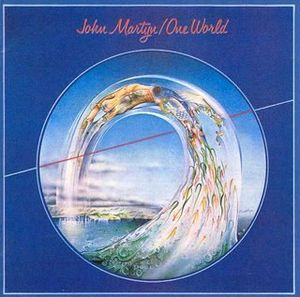 John Martyn - One World CD (album) cover