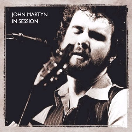John Martyn - In Session At The Bbc CD (album) cover