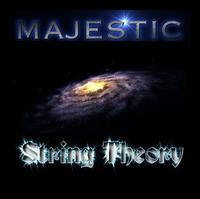 Majestic - String Theory CD (album) cover