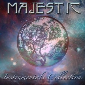 MAJESTIC - Instrumentals Collection CD album cover