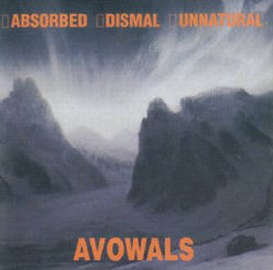 Absorbed - Avowals CD (album) cover