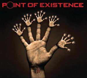 Point Of Existence - 0 1 CD (album) cover