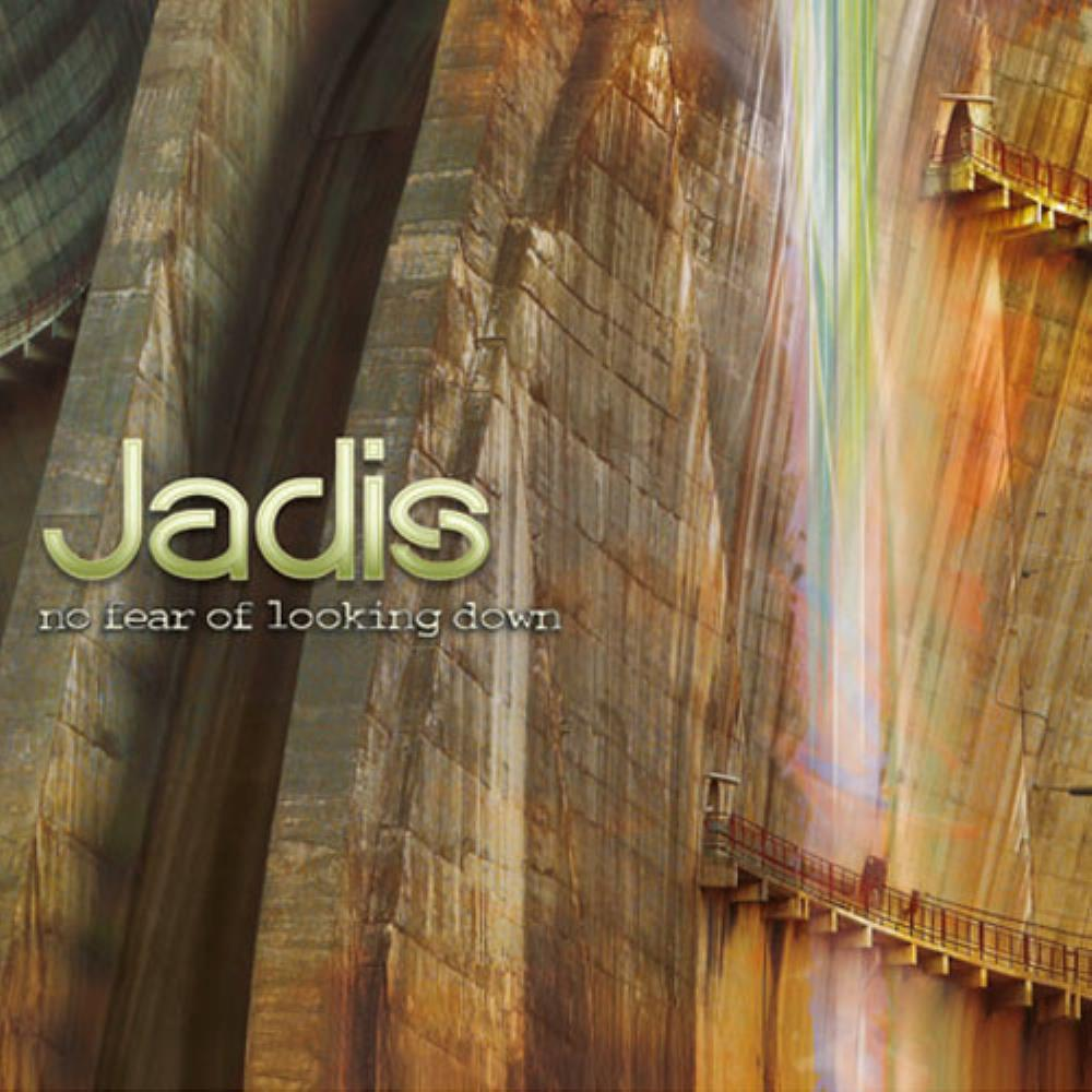 Jadis - No Fear Of Looking Down CD (album) cover