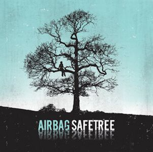 Airbag - Safetree CD (album) cover