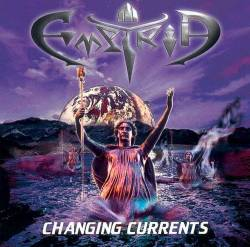 Empyria - Changing Currents CD (album) cover
