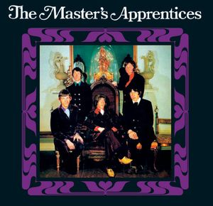 THE MASTERS APPRENTICES - The Masters Apprentices CD album cover