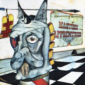 The Masters Apprentices - A Toast To Panama Red CD (album) cover