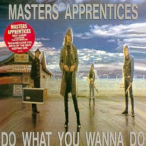 The Masters Apprentices - Do What You Wanna Do CD (album) cover