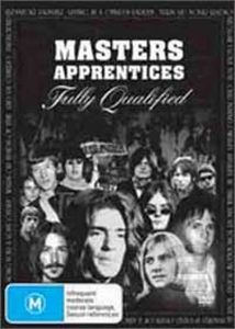 The Masters Apprentices - Fully Qualified - Songs From A Golden Age DVD (album) cover