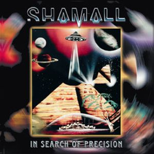 Shamall - In Search Of Precision CD (album) cover