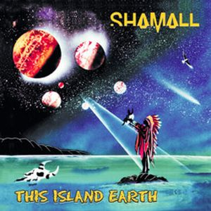 Shamall - This Island Earth CD (album) cover