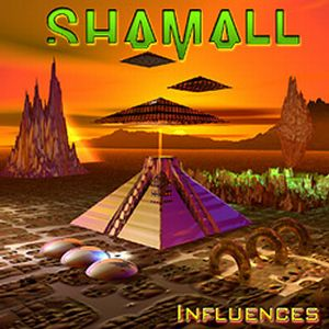 Shamall - Influences CD (album) cover