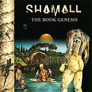 Shamall - The Book Genesis CD (album) cover