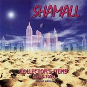 Shamall - Collector's Item (1986-1993) CD (album) cover