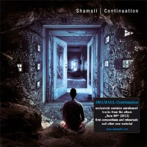 Shamall - Continuation CD (album) cover
