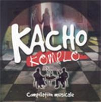 Paiens Kacho Komplo CD album cover