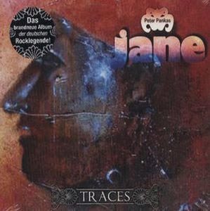 JANE - Traces CD album cover