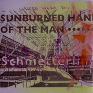 Sunburned Hand Of The Man - Schmetterling CD (album) cover
