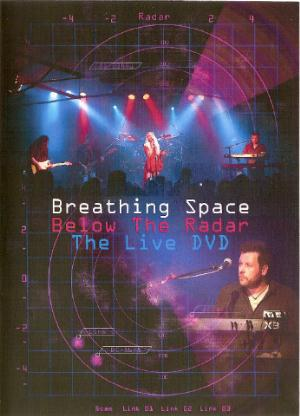 Breathing Space - Below The Radar - The Live Dvd DVD (album) cover