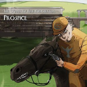 The Wings Of Fire Orchestra - Prospice CD (album) cover