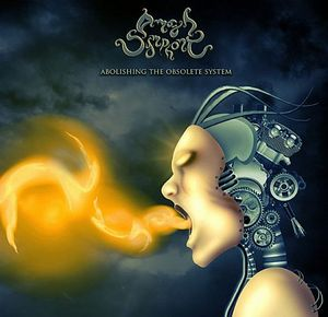 Amogh Symphony - Abolishing The Obsolete System CD (album) cover