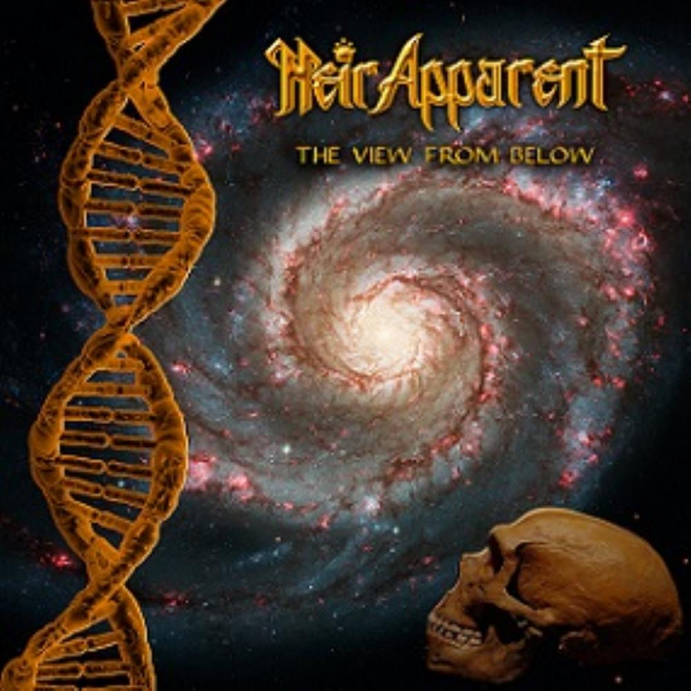 Heir Apparent - The View From Below CD (album) cover