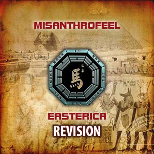 Misanthrofeel - Easterica: Revision CD (album) cover