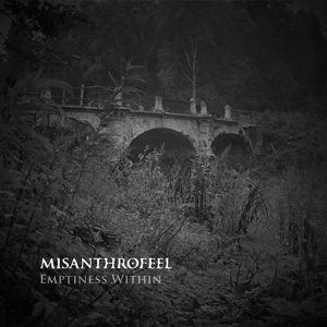 Misanthrofeel - Emptiness Within CD (album) cover