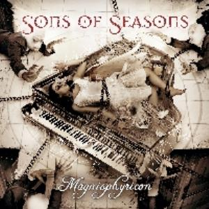 Sons Of Seasons - Magnisphyricon CD (album) cover