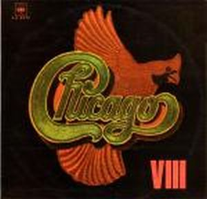 Chicago - Chicago Viii CD (album) cover