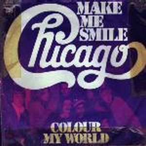 Chicago - Make Me Smile / Colour My World CD (album) cover