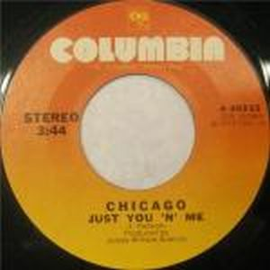 Chicago - Just You 'n' Me / Critic's Choice CD (album) cover
