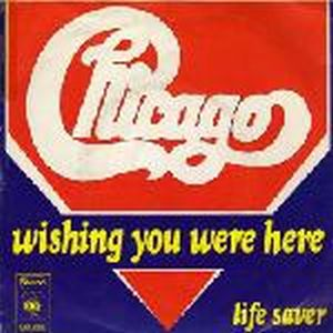 Chicago - Wishing You Were Here CD (album) cover
