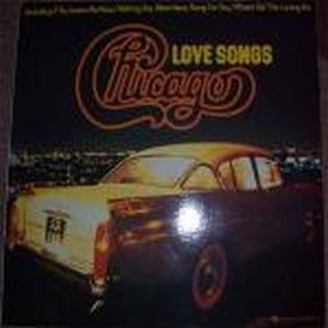 Chicago - Love Songs CD (album) cover