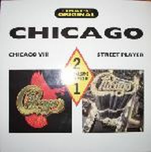 Chicago - Chicago Viii / Street Player CD (album) cover
