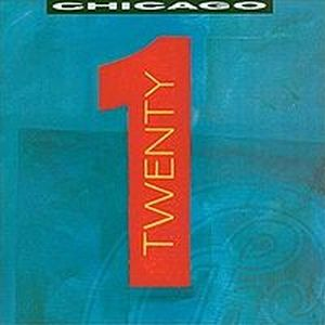 Chicago - Twenty 1 CD (album) cover