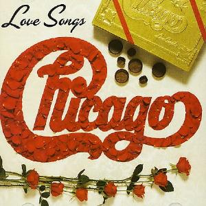Chicago - Love Songs (2005) CD (album) cover