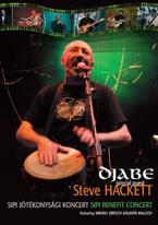 Djabe - Sipi Benefit Concert (feat. Steve Hackett) DVD (album) cover
