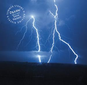 Djabe - Djabe (special Guest Steve Hackett) - Summer Storms And Rocking Rivers CD (album) cover